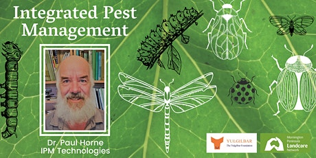 Integrated Pest Management Workshop for Fruit and Veggie Farmers tickets