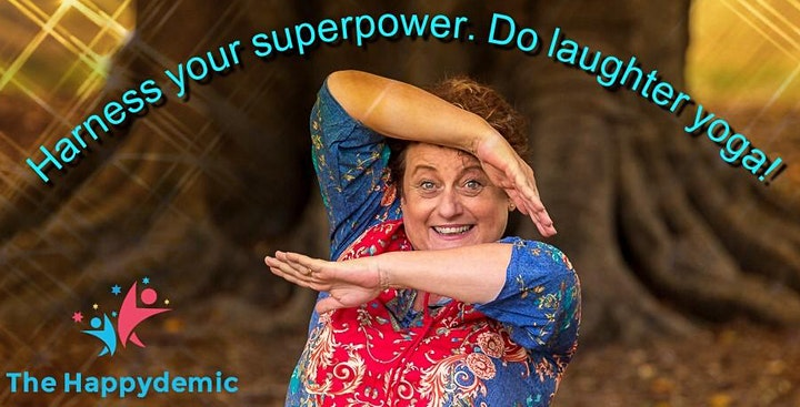Laughter Yoga for Carers  - April Session 2 image