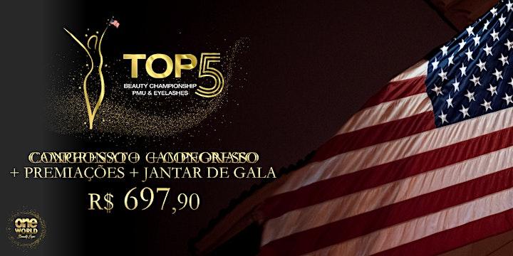 Imagem do evento TOP 5 CHAMPIONSHIP