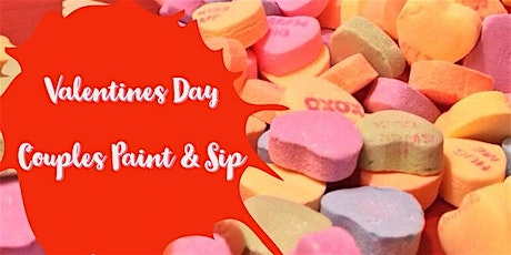Valentine's Day Couples Paint & Sip tickets