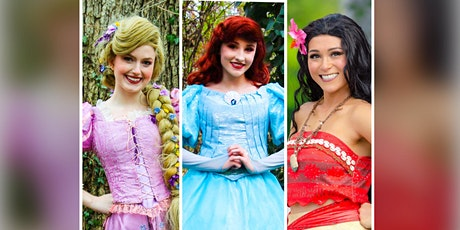 Brunch with Rapunzel, Ariel, and Moana! tickets