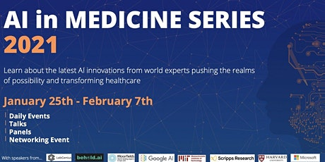 UCL AI in Medicine Series tickets