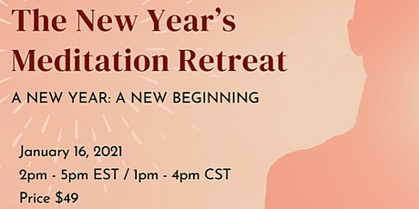 New Year's Meditation Retreat tickets