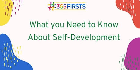 What You Need to Know About Self-Development tickets