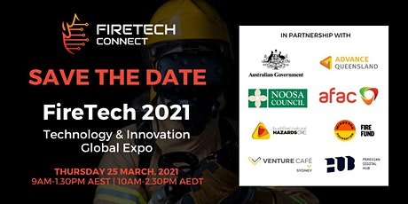 FireTech 2021 Global Technology & Innovation Expo tickets