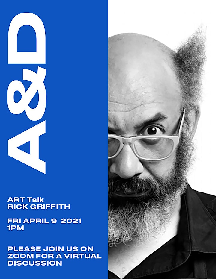 ART Talk with Rick Griffith image