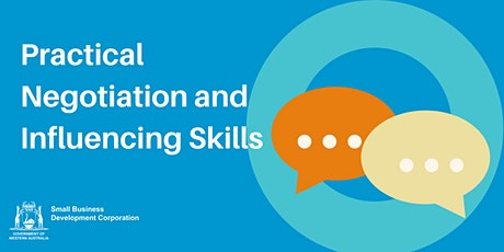Practical Negotiation and Influencing Skills tickets