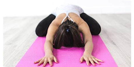 Yoga Basics Workshop tickets