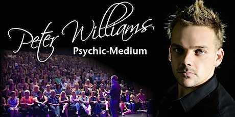 Hervey Bay - Peter Williams Medium Live tickets