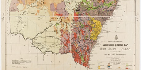 Scholar Talk: Landscaping Eastern Australia through the Colonial Survey tickets