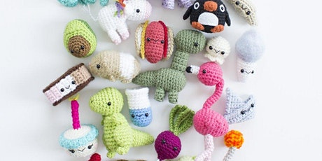 Japanese Amigurumi Crocheted Critters tickets