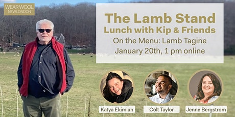 The Lamb Stand Inaugural Lunch with Kip Bergstrom tickets