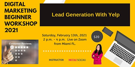 Lead Generation With Yelp tickets