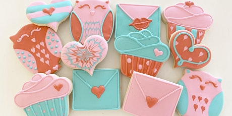 Valentine's Day Cookie Decorating! (Adults) tickets