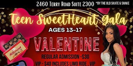Teen Sweetheart Gala tickets