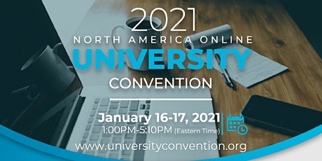 National University Convention 2021 tickets