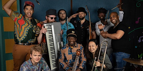 Ras Judah & Culture Embassy band 'live' at Fairfield House, Nelson tickets