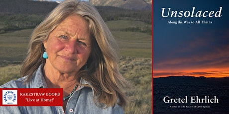 "Rakestraw Books ""Live at Home!"" with Gretal Ehrlich and Unsolaced tickets"