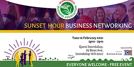 Business Networking Joondalup tickets