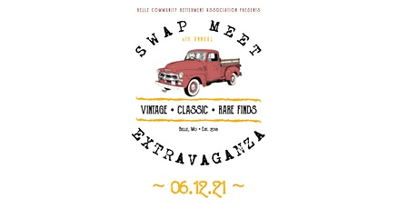BCBA Swap Meet & Extravaganza & Car Show tickets