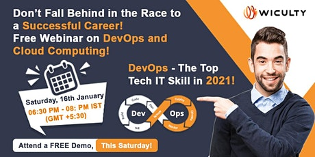 DevOps Demo Class | Instructor - Led | Learn from Basics to Advance tickets