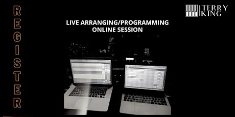 Live Arranging/Programming Online Session tickets