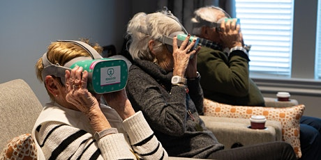 Virtual Reality for Seniors @ Clarkson Library tickets