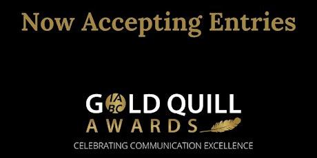 IABC Gold Quill Masterclass tickets