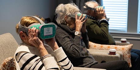 Virtual Reality for People Living With Dementia @ Clarkson Library tickets