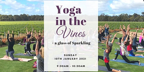 Yoga in the Vines + Sparkling Summer 2021 tickets