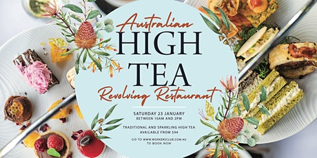 Australian High Tea tickets