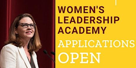 Loyola Women's Leadership Academy Webinars tickets