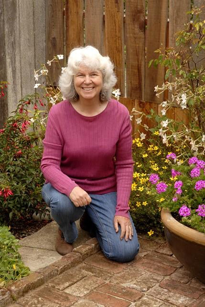 Virtual Garden Talk - Getting the Most from your Small-Space Garden image