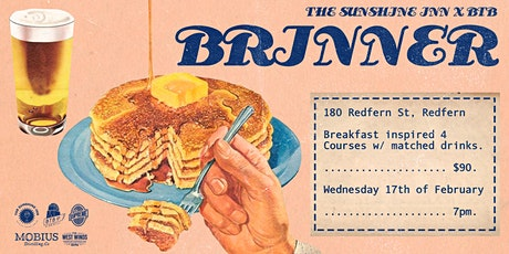 Brinner by The Sunshine Inn x BTB tickets