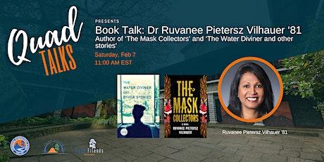Book Talk: Dr Ruvanee Pietersz Vilhauer '81 tickets