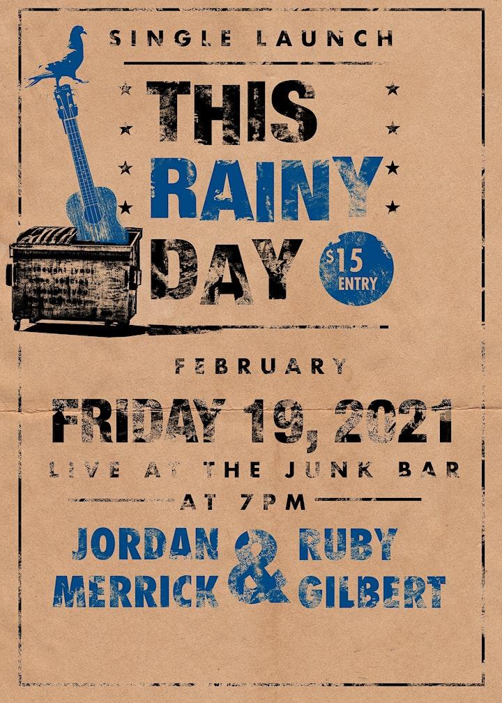 Jordan Merrick - Live At The Junk bar image