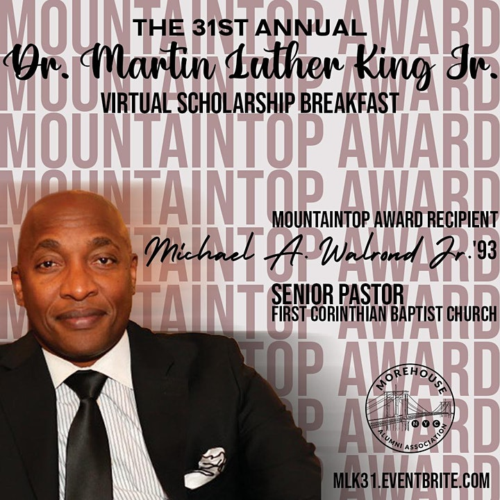 31st Annual Martin Luther King Jr. Scholarship Weekend image
