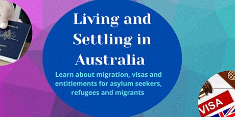 Living and Settling in Australia - Session 2 tickets