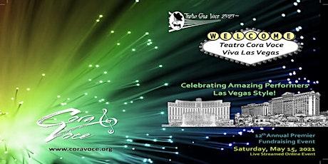 2021 Teatro Cora Voce! tickets