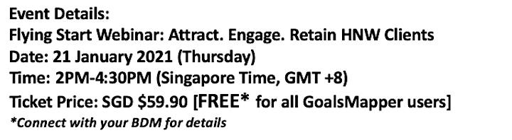 GoalsMapper Flying Start 2021 image