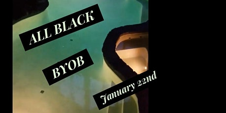 WINTER MANSION POOL PARTY POP OUT BYOB (ALL BLACK) tickets
