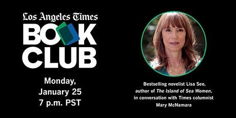 Virtual Book Club with bestselling author Lisa See tickets