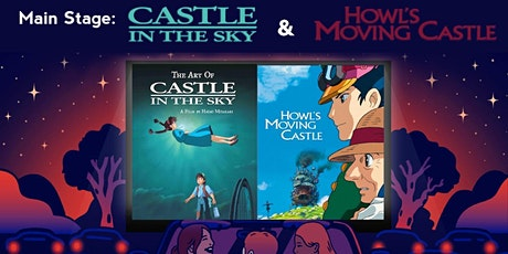 Kapolei Drive In - Castle in the Sky & Howl's Moving Castle tickets