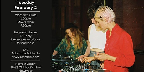DJ Workshops Byron tickets