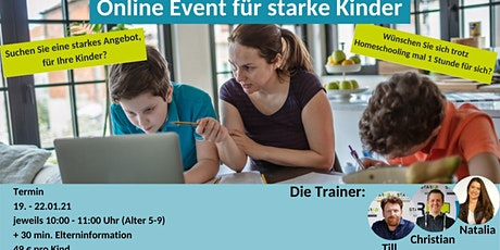 Starke Kinderwoche Tickets