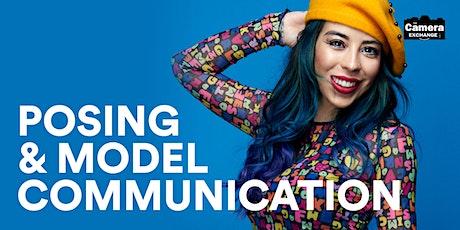 Posing & Model Communication tickets