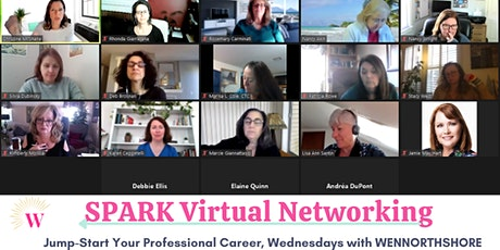 SPARK Virtual Networking by Women Entrepreneurs Network, Northshore tickets