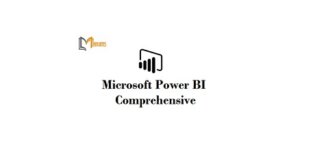 Microsoft Power BI Comprehensive 2 Days Training in Kitchener tickets