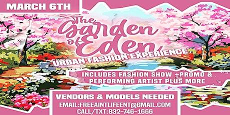 FAL  Spring 2021 Fashion Show (VENDORS) tickets