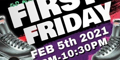 1st Friday Adult Night 7p to 1030p tickets